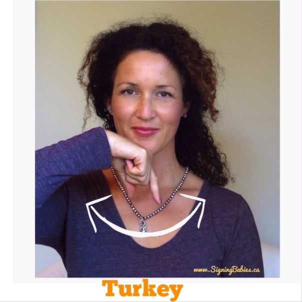 How to sign TURKEY in American Sign Language  www.growingsigns.com